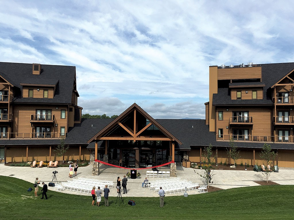Can A Scandal Tainted Hotel Save Q Less Burke Mountain