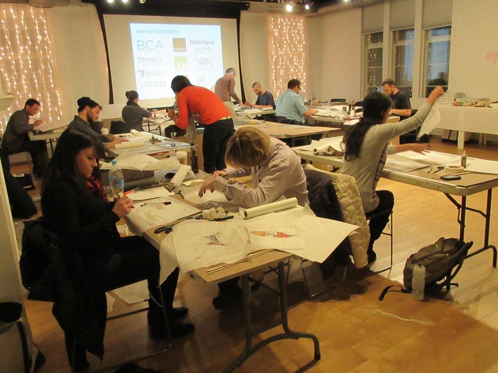 design charrette a chance to practice architecture arts news