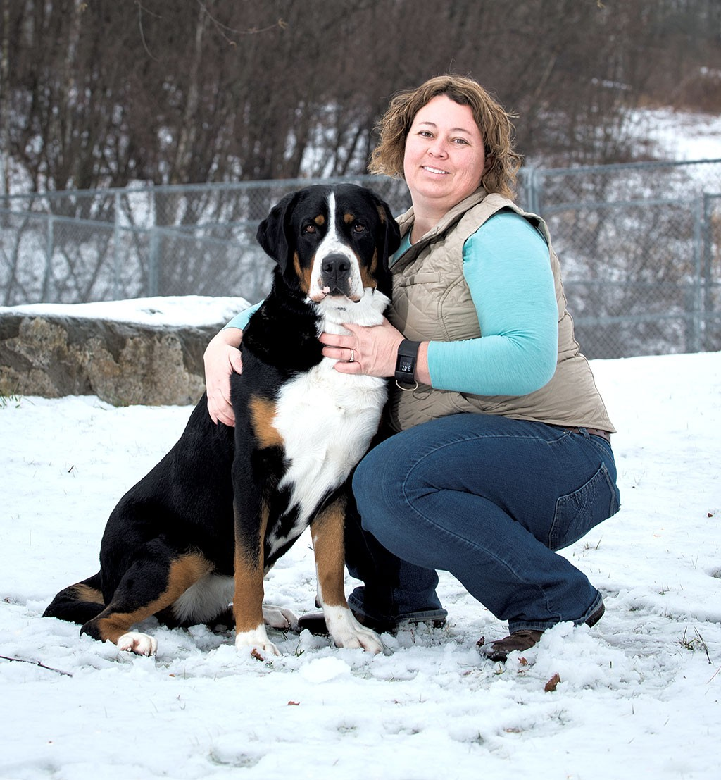 Vermonters Who Run With the Big Dogs at Westminster