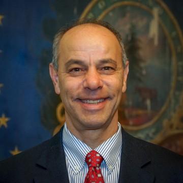 Adam Greshin - COURTESY OF THE VERMONT LEGISLATURE