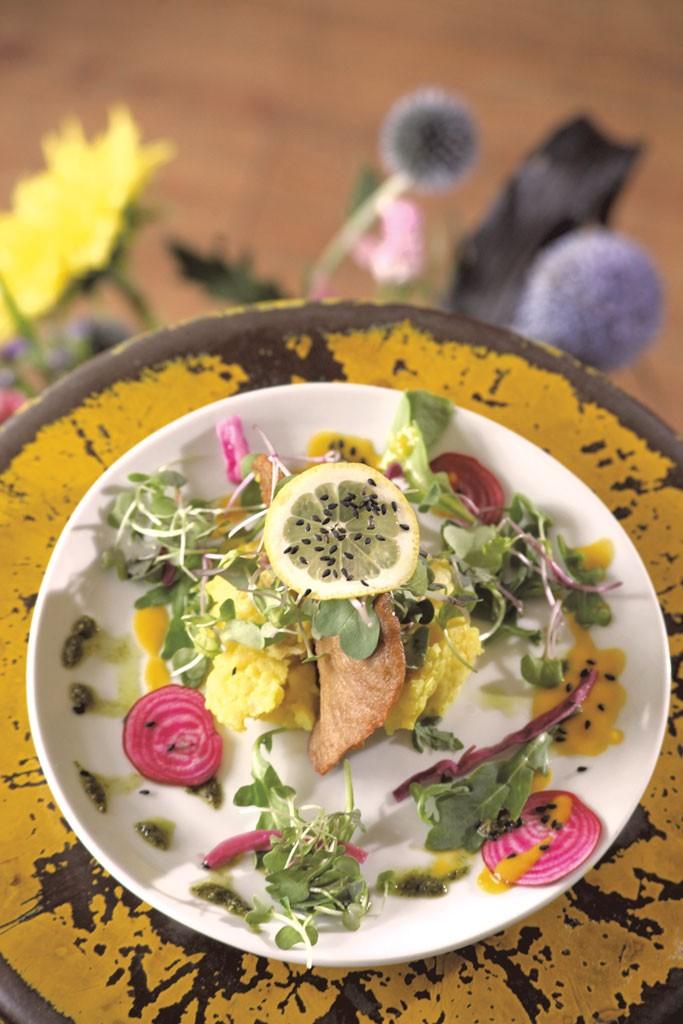 Best vegetarian fare   Revolution Kitchen   Food