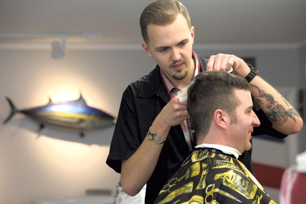 Seven Daysies Awards Best Barbermens Cut 2016