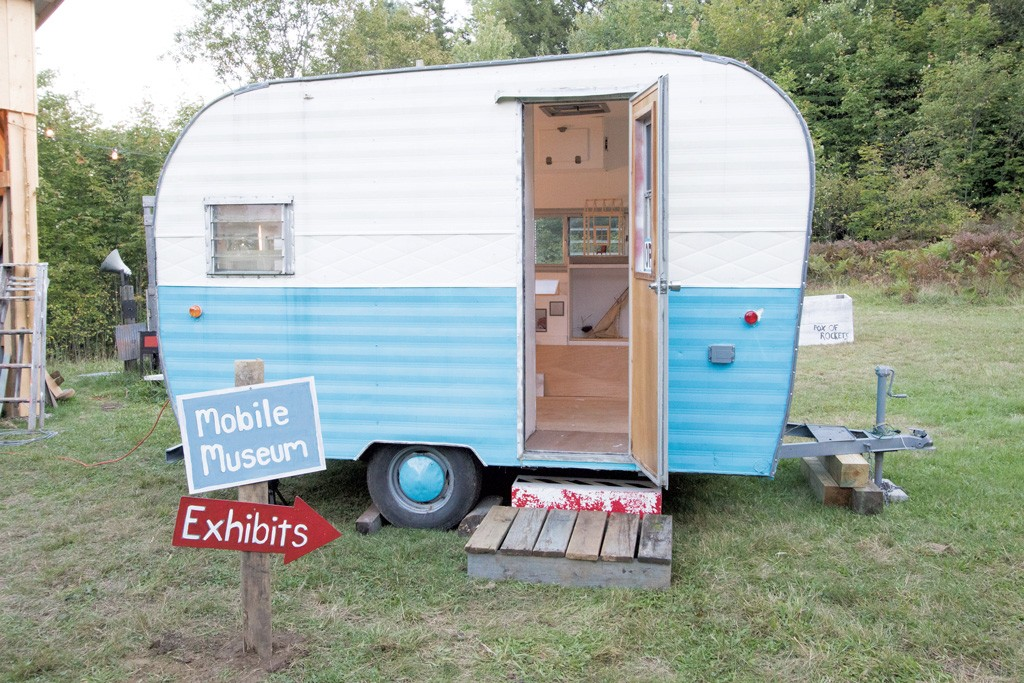 A Tiny Museum on Wheels Rolls Into Burlington | Visual Art | Seven ...