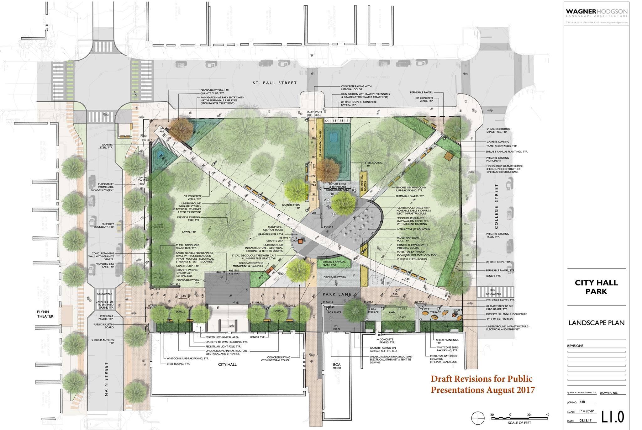 Tuttle Park Apartments Floor Plans