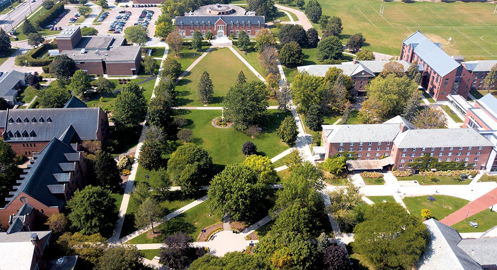 St. Michael's campus - JAMES BUCK