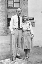 Patrick and Marcelle Leahy, 1979