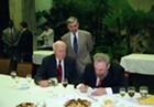 Dinner with Fidel Castro, 1999