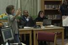 Burlington School Board Member Goes Head Over Heels for Levity (2)