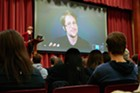 Edward Snowden Takes Center Stage at Middlebury College