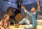 Theater Review: 'Judevine,' Lost Nation Theater