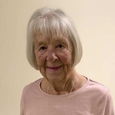 Obituary: Ann Wetzel, 1926-2020