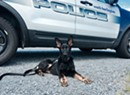 South Burlington Police K9 Rumble Takes an Early Retirement