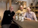 Middlebury Entrepreneurs Make Vodka From Kombucha