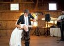 Dr. Tango Teaches Newlyweds to Pivot With Panache