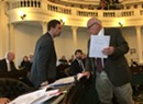Walters: Vermont Senate Passes Gun Bill, Scott Says He'll Sign It