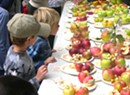 19th-Century Apple & Cheese Harvest Festival