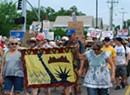 Slideshow: Hundreds of Marchers in Burlington Decry Trump's Immigration Policies