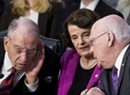Leahy at Kavanaugh Hearing: 'What Are We Hiding?'