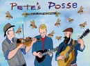 Album Review: Pete's Posse, 'Fruit Fly Blues'