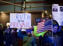 Hundreds Rally in Burlington to Protect Mueller From Trump