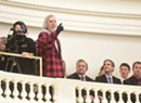 Media Note: Vermont Statehouse Tightens Press Access Following Inaugural Outburst