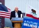Sanders' Campaign Spending on Facebook Ads Surges