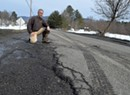 Crumbling Local Roads Fuel Talk of a Vermont Gas Tax Hike