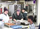 Restaurant Chefs Serve Lunch to Highlight Role of School Food