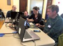 On Open Data Day, Learning Humanitarian Mapping With Code for BTV