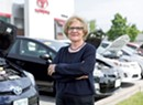 Work: Eleni Floyd, Heritage Toyota