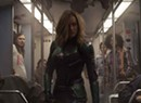 Movie Review: Brie Larson Gears Up to Save the World in the Middling Origin Story 'Captain Marvel'