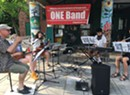 Old North End Neighborhood Band Teen Music Jam