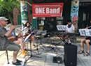 Old North End Neighborhood Band Teen Music Jam
