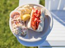 For Lobster Rolls on the Lake, Head to North Hero's Steamship Pier Bar & Grill