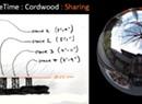 'SiteTime : Cordwood : Sharing'