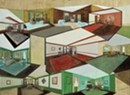 Art Review: 'William Wegman: Outside In,' Shelburne Museum