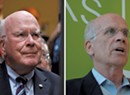 Leahy, Welch Split on Border Funding Bill