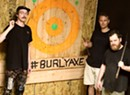 On Target? Axe Throwing Venue to Open in Burlington's Old North End