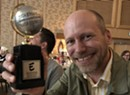 James Kochalka Wins Eisner Award for 'Johnny Boo and the Ice Cream Computer'
