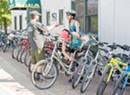 Best bike rental shop