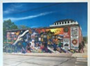What's That New Mural on King Street?