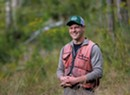 Work: Chittenden County Forester Ethan Tapper