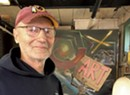 For New Exhibit, Sculptor John Matusz Explores Cardboard