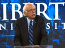 At Liberty University, Sanders Quotes the Bible, Defends Abortion