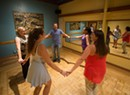 Reviving the Bosnian Lilies Dance Group