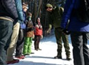 Winter Wildlife Tracking Intensive