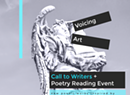Call to Art-Loving Writers: Voicing Art Poetry Reading