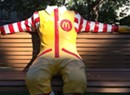 In Burlington, Vandals Lop Off Ronald McDonald's Head, Feet