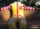 In Burlington, Vandals Lop Off Ronald McDonald's Head, Feet