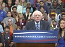 Bernie Sanders Urges End to Federal Pot Prohibition